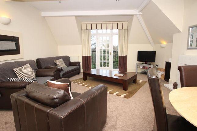 Thumbnail Flat to rent in Jesmond Park West, Jesmond, Newcastle Upon Tyne