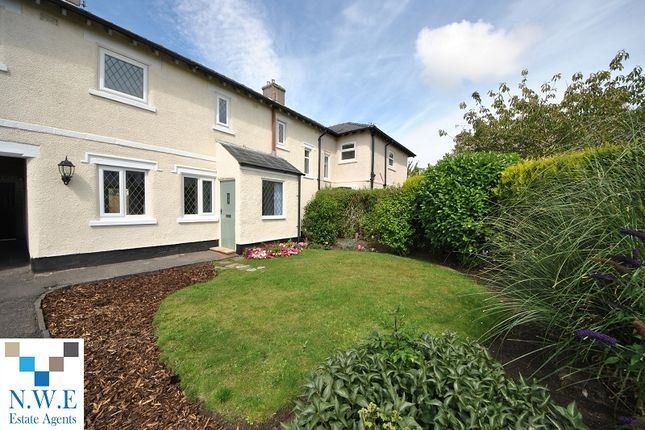 3 bed terraced house for sale in Ribble Avenue, Southport, Merseyside.