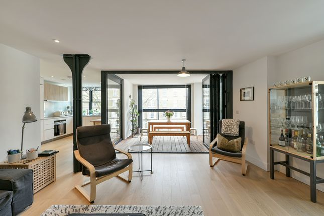 Thumbnail Block of flats to rent in Marshalsea Road, Borough