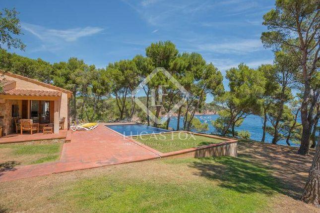 Thumbnail Villa for sale in Spain, Costa Brava, Llafranc / Calella / Tamariu, Cbr2150