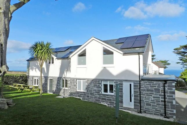 Thumbnail Detached house for sale in Burthallan Lane, St. Ives