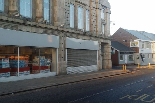 Thumbnail Retail premises to let in Unit 2 Central Arcade, 14 Woodhorn Road, Ashington