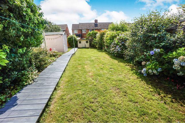 Rear Garden of Himley Road, Gornal Wood DY3