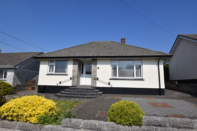 Thumbnail Bungalow for sale in Trevingey Crescent, Redruth
