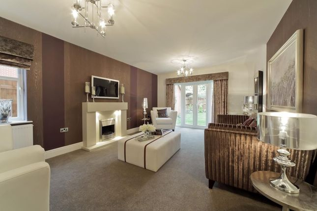 Thumbnail Detached house for sale in Plot 14, Milestone Grange, Stratford Upon Avon