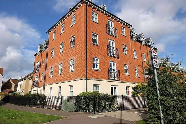 Thumbnail Flat to rent in William Harris Way, Colchester