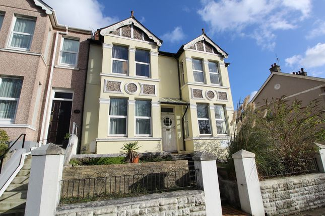 Thumbnail End terrace house for sale in Crow Park, Fernleigh Road, Mannamead, Plymouth