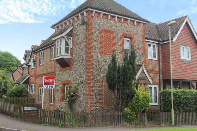 Thumbnail Terraced house for sale in Marsden Court, Laverstoke, Whitchurch