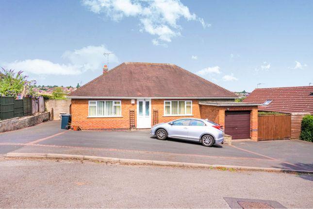 Thumbnail Detached bungalow for sale in Third Avenue, Nottingham
