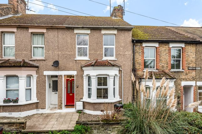 3 bed terraced house for sale in Milton Road, Belvedere DA17