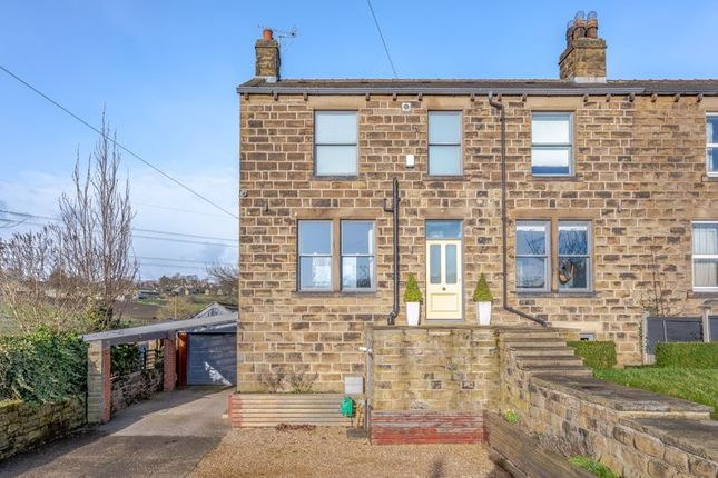 Thumbnail Semi-detached house for sale in Scotchman Lane, Morley, Leeds