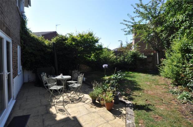 Thumbnail Detached house for sale in Corner Park, Saffron Walden, Essex
