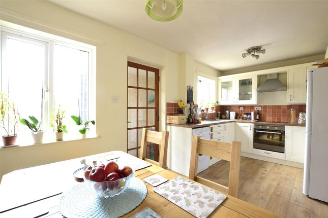 Thumbnail Terraced house for sale in Weavers Close, Witney, Oxfordshire