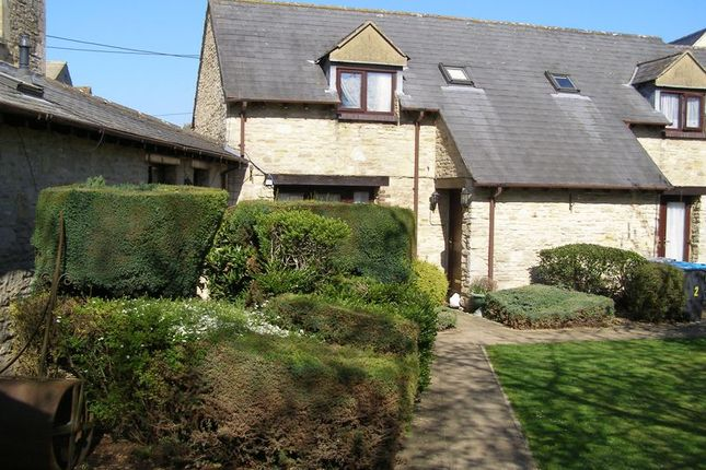 Thumbnail Terraced house to rent in Woodstock Road, Witney