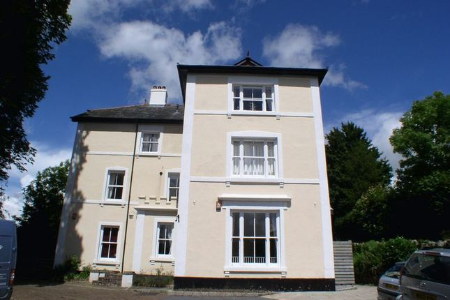Thumbnail Flat to rent in Manor Road, Chagford, Newton Abbot