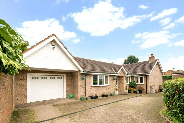 Thumbnail Detached bungalow for sale in North Drive, High Legh, Knutsford, Cheshire