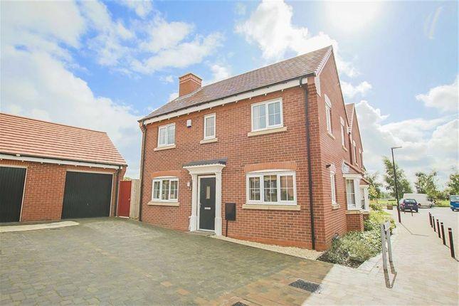 Thumbnail Detached house for sale in Pilgrim Drive, Chorley, Lancashire