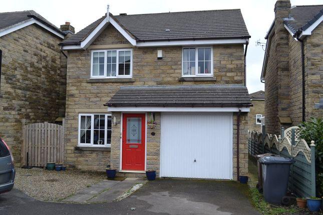 Thumbnail Detached house for sale in Staverton Grove, Thornton, Bradford