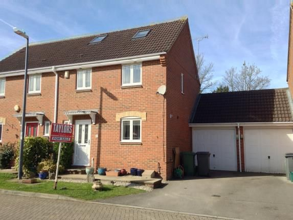 Thumbnail Semi-detached house for sale in Elizabeth Way, Mangotsfield, Near Bristol, South Gloucestershire