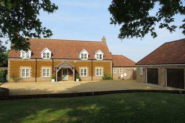 Thumbnail Detached house for sale in London Road, Downham Market