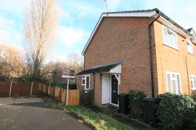 Thumbnail End terrace house to rent in Bowensfield, Ashford Kent