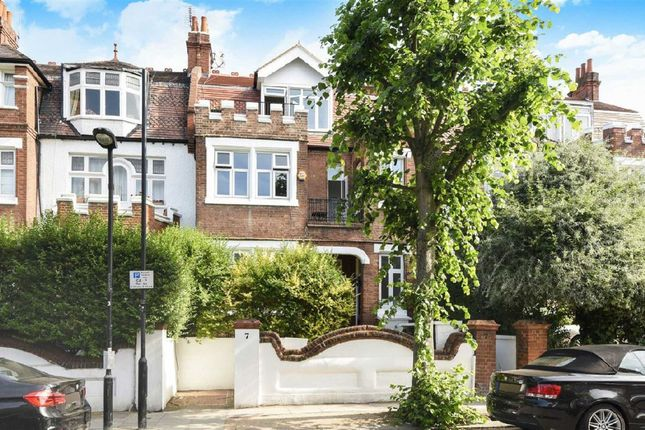Thumbnail Flat for sale in Fawley Road, London