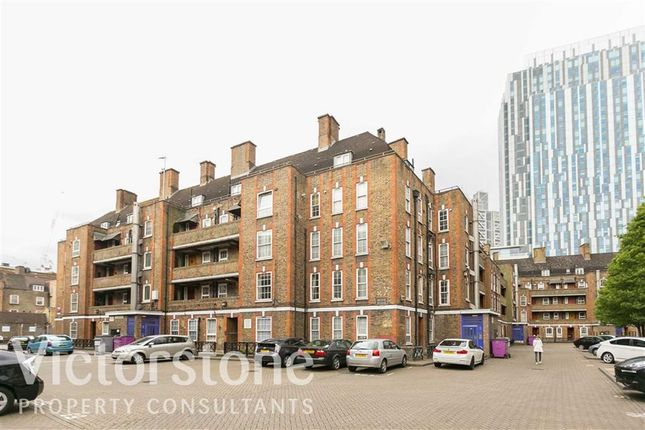 Thumbnail Maisonette for sale in Brune House, Spitalfields, London