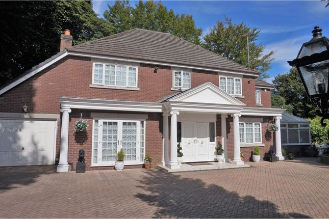 4 bedroom detached house for sale in Woodstock Drive, Manchester