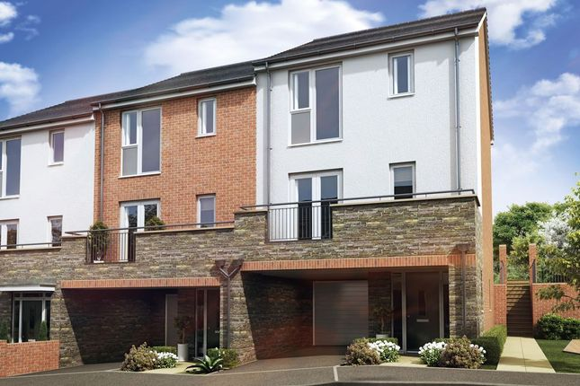 Thumbnail End terrace house for sale in Gower Road, Sketty, Swansea