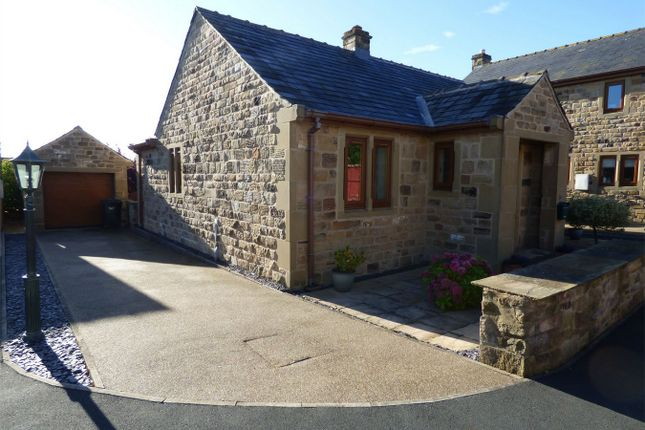 Thumbnail Detached bungalow to rent in Church Farm, Brighouse, West Yorkshire