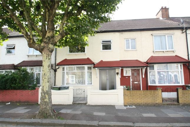 Thumbnail Terraced house for sale in Lonsdale Avenue, Eastham, London