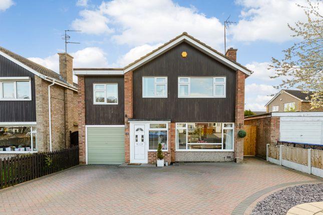 4 bed detached house for sale in Grimbald Road, Knaresborough