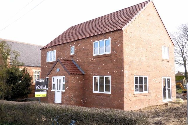 Thumbnail Property for sale in Mill Lane, Middle Rasen, Lincolnshire