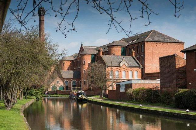 Thumbnail Flat to rent in Springfield Mill, Sandiacre, Nottingham