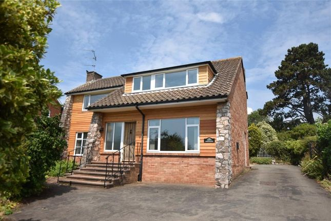 Thumbnail Detached house for sale in Maer Vale, Exmouth, Devon