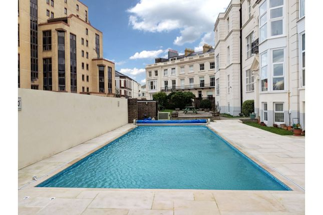 Thumbnail Flat to rent in 1 Clarence Parade, Southsea