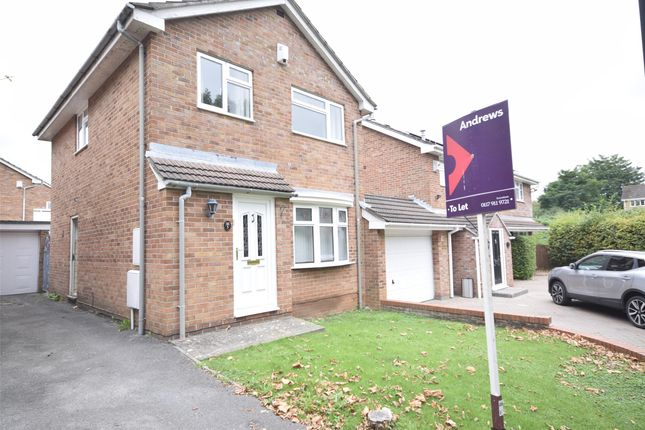Thumbnail Link-detached house to rent in Lewis Close, Warmley, Bristol