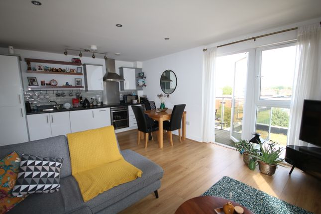 Thumbnail Flat to rent in Academy Way, London