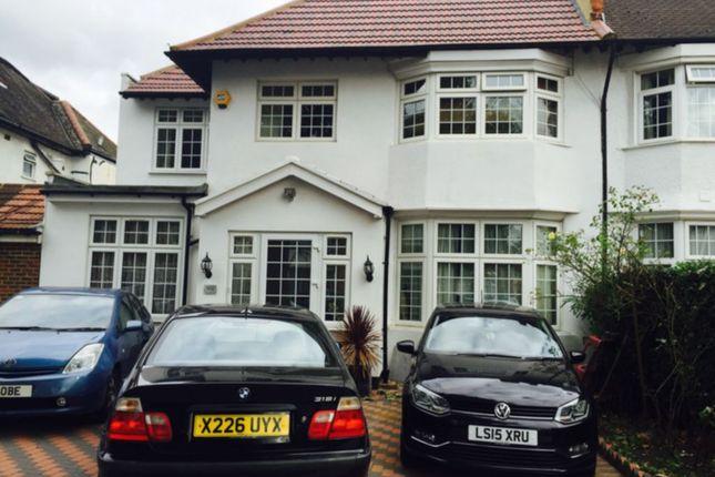 Thumbnail Flat to rent in Harrowdene Road, North Wembley