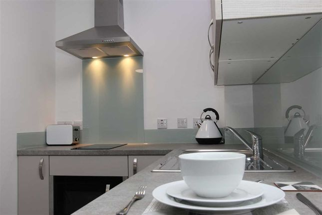 Thumbnail Flat to rent in Emmanuel House, Studio 7, 179 North Road West, Plymouth