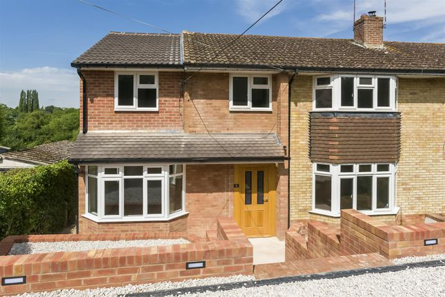 Thumbnail Semi-detached house for sale in Church Lane, Snitterfield, Stratford-Upon-Avon