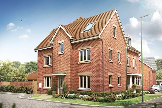 """Thumbnail Semi-detached house for sale in """"Hesketh"""" at London Road, Hassocks"""