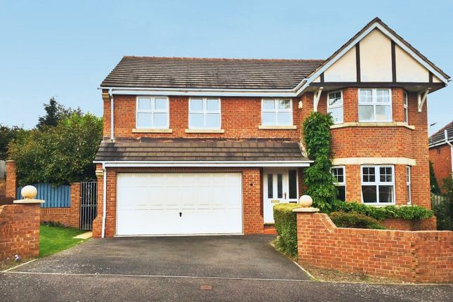 Thumbnail Detached house for sale in Briery Meadows, Barnsley
