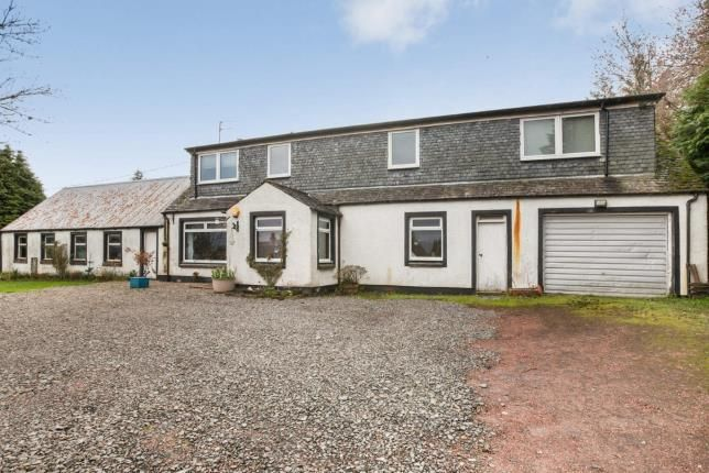 Thumbnail Detached house for sale in Hillview, Gartocharn, Alexandria, West Dunbartonshire