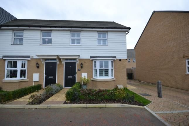 Thumbnail End terrace house for sale in Elm Reach, Southminster