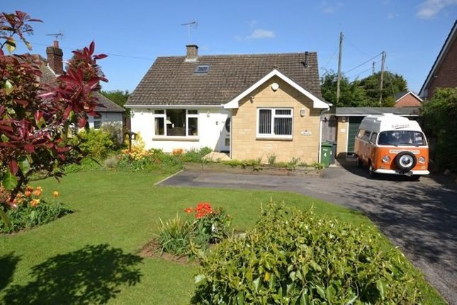 Thumbnail Detached bungalow for sale in The Quarry, Cam, Dursley