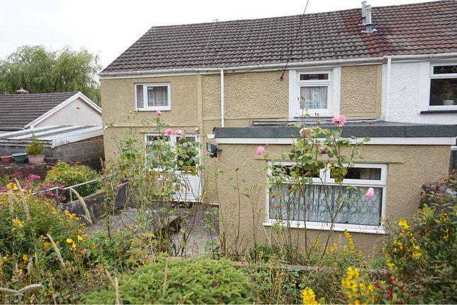 Thumbnail Semi-detached house for sale in Graigola Road, Glais