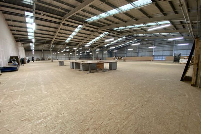 Thumbnail Warehouse to let in Lomeshaye Industrial Estate, Nelson