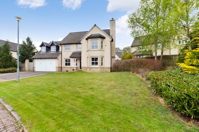 5 bed detached house for sale in Moss Side Crescent, Biggar ML12