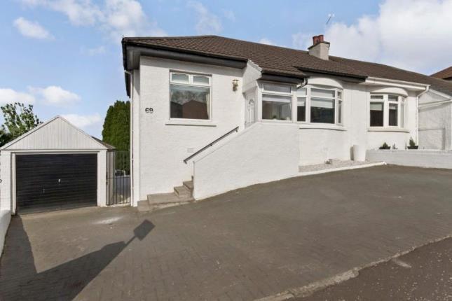 Thumbnail Bungalow for sale in Calderwood Road, Rutherglen, Glasgow, South Lanarkshire